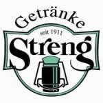 Logo Streng Getränke