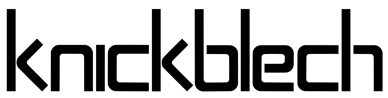 Logo knickblech