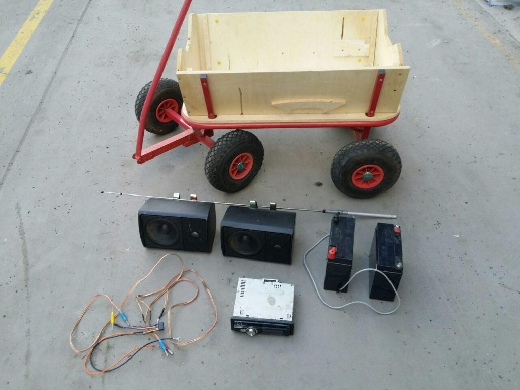 Bollerwagen Tuning